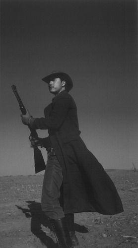 Jung Woo Sung (정우성)' Coolman Photoshoot | Men Fashion 2010