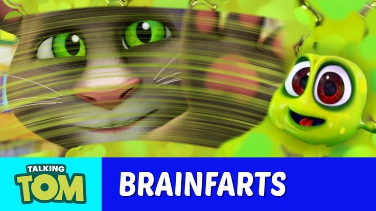 Talking Tom's Brainfarts feat. Jeremy the Germ  - The Importance of Wash...