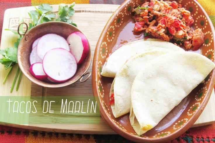 Cómo preparar Tacos de Marlín ahumado on Cocina Sana