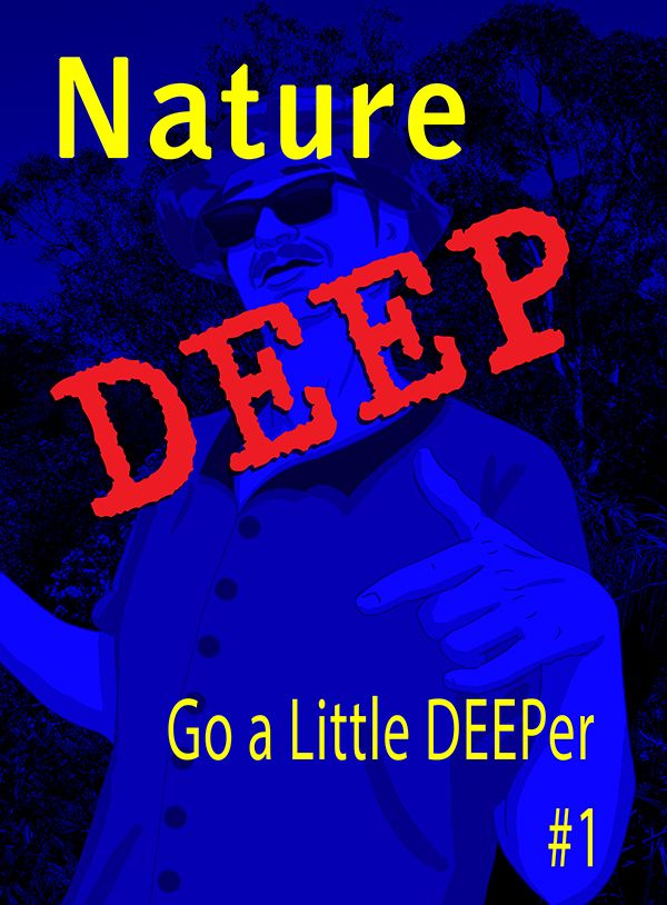 http://naturedeep.thecomicseries.com/comics/82/  a sub Episode to Nature DEEP. It takes you behind scenes to go a little DEEPer into the world of Nature DEEP