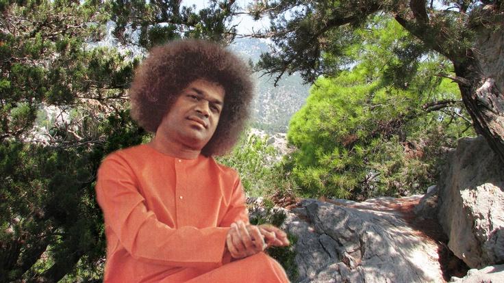 """Love is giving   and forgiving.  Self is getting  and forgetting.""    Sri Satya Sai Baba  www.lordsai.com"