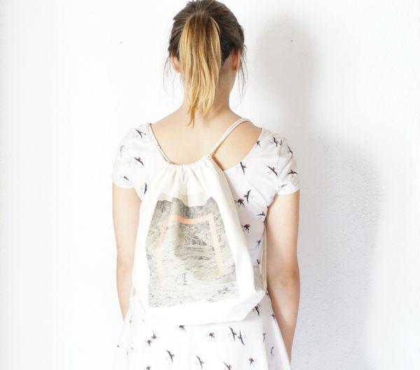 DIY shoulder bag / back pack