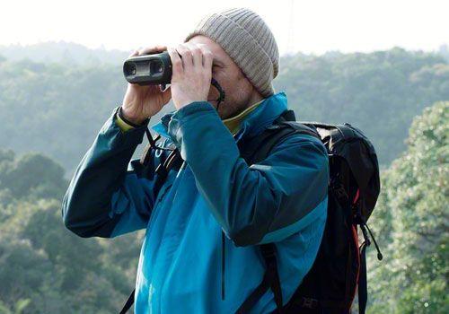 Sony DEV-50V Full HD digital recording binocular, smaller and lighter!