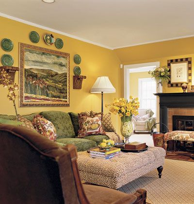 Best 25 mustard living rooms ideas only on pinterest - Popular paint colors for living rooms 2014 ...