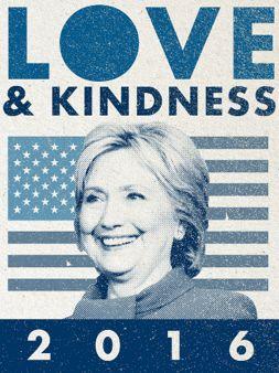 Hillary Clinton astroturf image