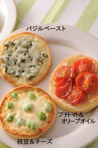 簡単おつまみ(枝豆&チーズ)|タカキベーカリー