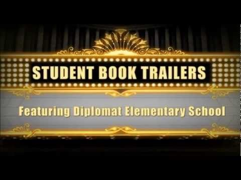 Book Movie Trailers – No Lesson Plan Left Behind