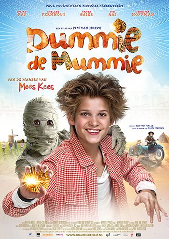 Poster Dummie de Mummie