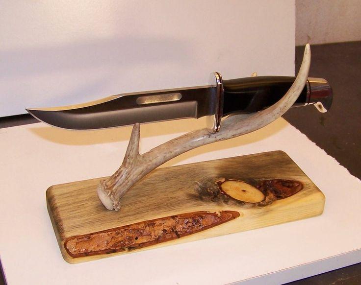 Pin By Michael Dunn On Knife Block Display Diy Knife