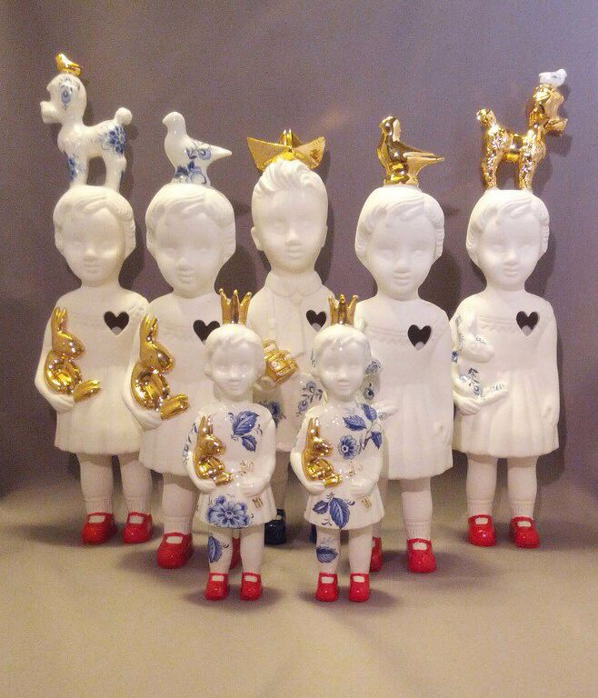 Mooi in Sittard - Lammers en Lammers porcelain dolls