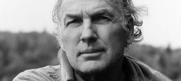 Pierre Perreault, un genre de Gilles Vigneault mais pour le cinéma québécois. Pionnier du cinéma direct (le plus cool style pour faire des films à mon avis), son oeuvre contient beaucoup de qui nous sommes, mais malheureusement demeure tellement dans l'ombre.
