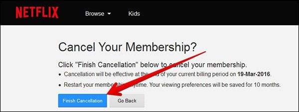 How To Cancel Netflix Subscription In Less Than 3mins Netflix