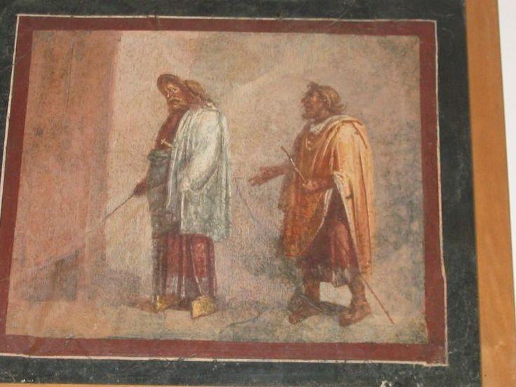 Palermo. Fresco de los actores. Conxa Pont
