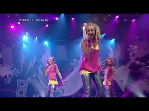 [DK] Jonna - Kommer Jag Våga [LiVE @ MGP NORDiC 08] - YouTube