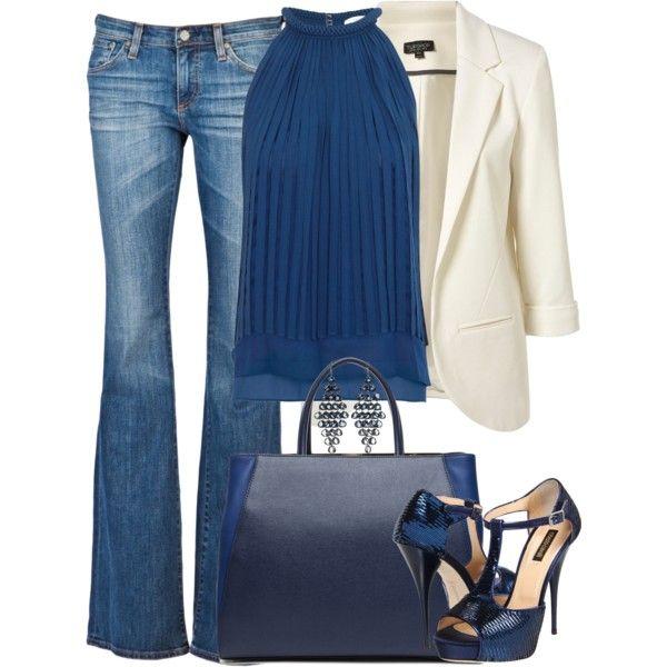 Dressy/casual. Love it