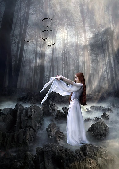 A ceremony performed in the mists of Avalon, also known as the Otherworld...