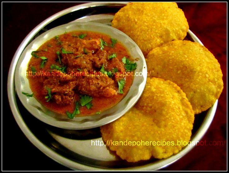 Cake Recipe In Marathi With Egg: Malvani Chicken Curry And Kombdi Vade / Malvani Vade