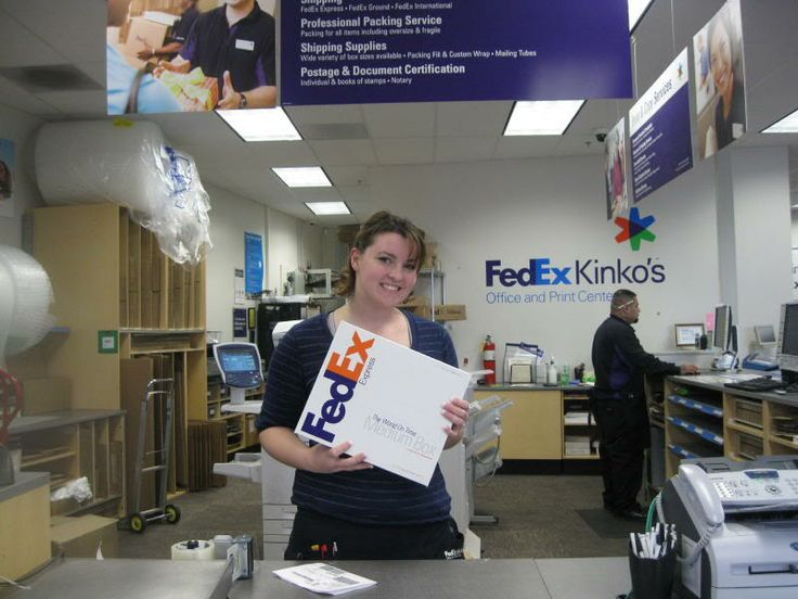 FedEx Office FedEx Pinterest - fedex jobs