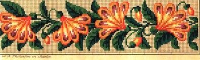 Милые сердцу штучки: рукоделие, декор и многое другое: Техники вышивания. Часть 16: Berlin Woolwork (Берлинская вышивка)