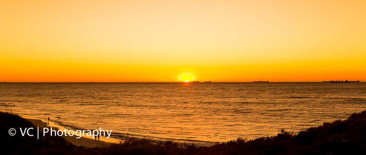 Sunset@Cottesloe Beach