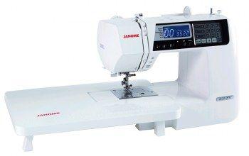 Macchina per cucire Janome 4120QDC - Macchina per cucire computerizzata.