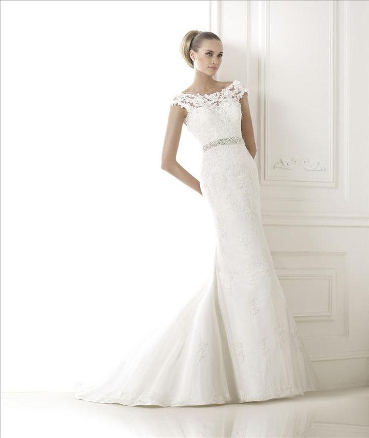 Mermaid Wedding Dresses Pronovias 2015 Collection: Botis Wedding Dress From The Pronovias 2015 Advance Bridal
