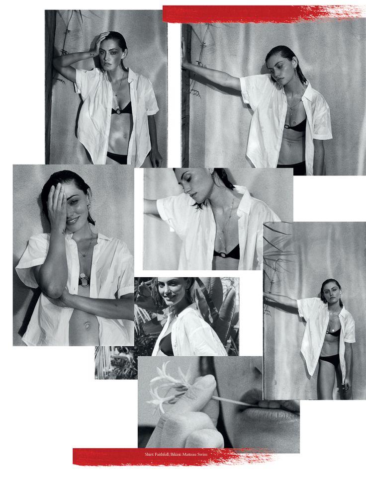 So It Goes Magazine Issue 10 Phoebe Tonkin by James Wright