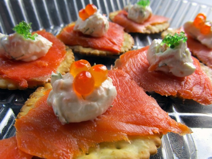 Best 25 salmon canapes ideas on pinterest smoked salmon for Smoked salmon cream cheese canape