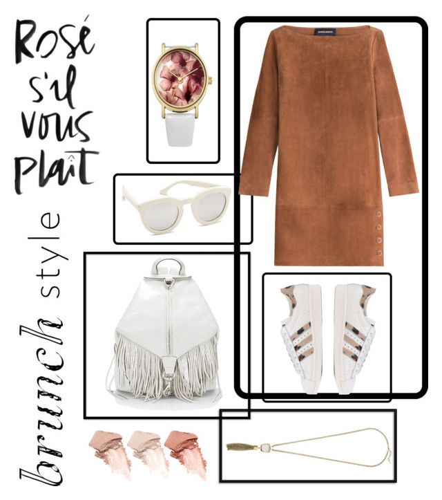 Untitled #5 by bosko on Polyvore featuring polyvore, fashion, style, Vanessa Seward, adidas Originals, Rebecca Minkoff, Lipsy, Cole Haan, Yves Saint Laurent, Too Faced Cosmetics and clothing