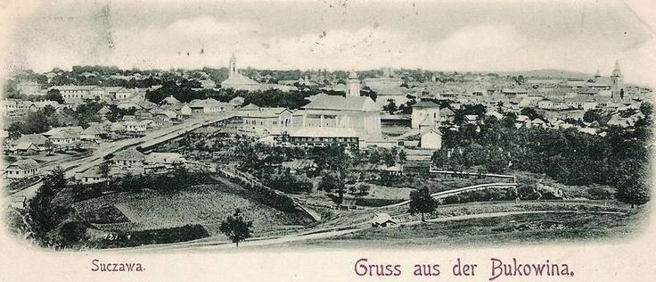 Suceava - 1898