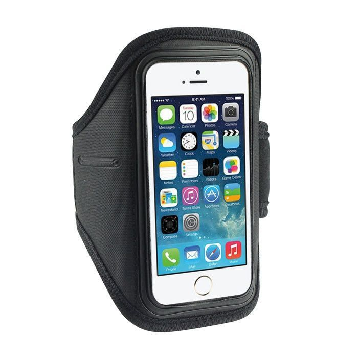 Phone Armband For Smartphone Gym Running Armband Case Cover For iPhone 5S 5C 5 5G 4G 4S 3GS