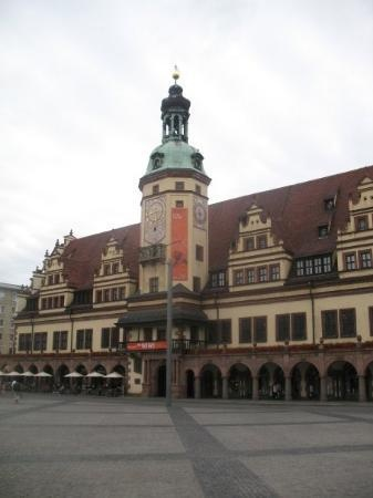 City Hall Leipzig (Duitsland, Germany)