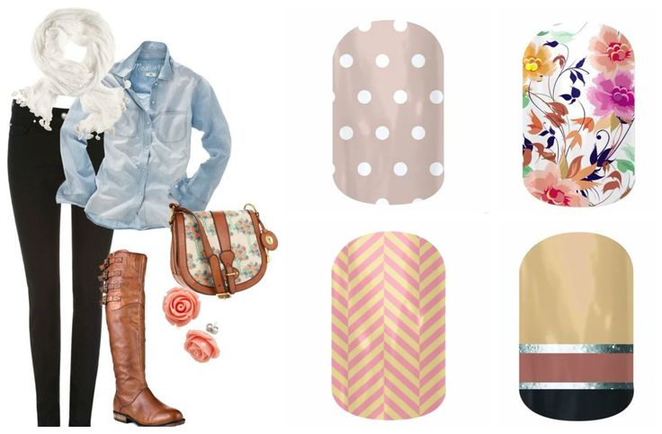 Fall Catalog - NEW JAMBERRY STYLES http://www.vandeloonails.jamberrynails.net/