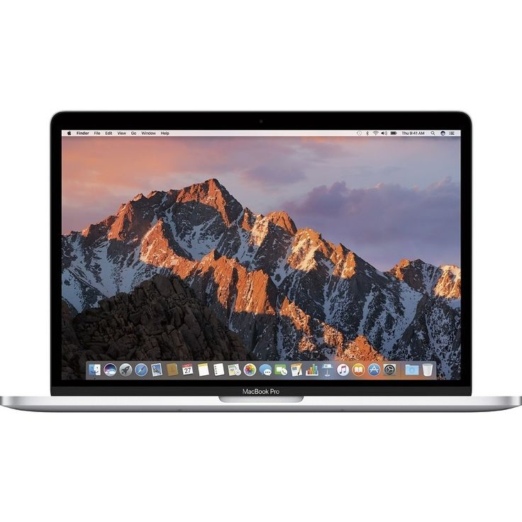 Apple - MacBook Pro with Touch Bar - 13 inch Display - Intel Core i5 - 8 GB Memory - 256GB Flash Storage