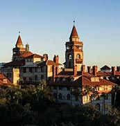 Flagler College - Tours, Lectures open to the community,  Largest Tiffany collection, beautiful campus