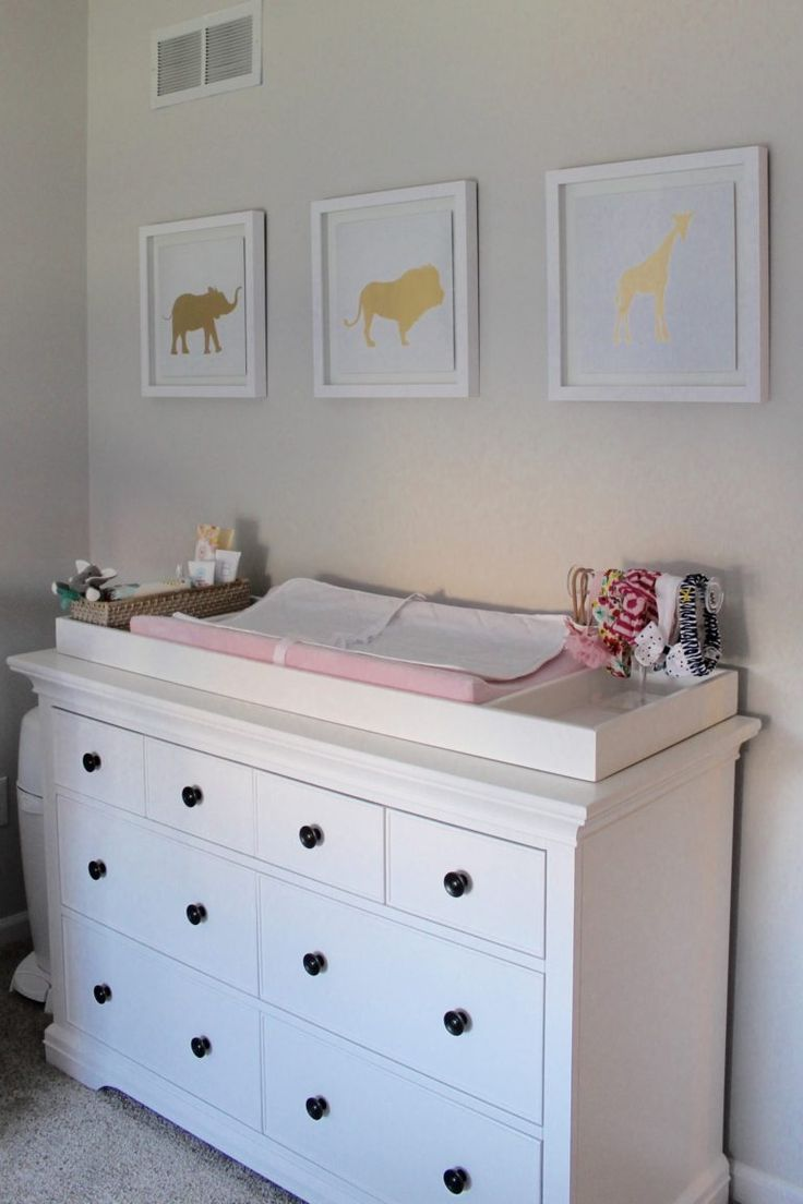 155 best Pink and Gold Nursery images on Pinterest | Gold nursery ...
