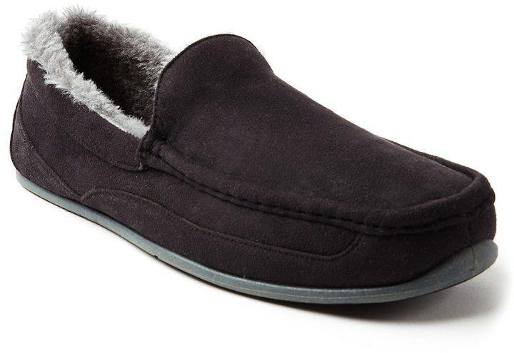 Deer Stags Spun Men's Slippers