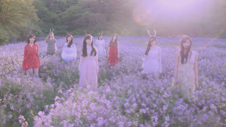 """Les Oh My Girl affrontent un """"Windy Day"""" dans leur nouveau MV"""