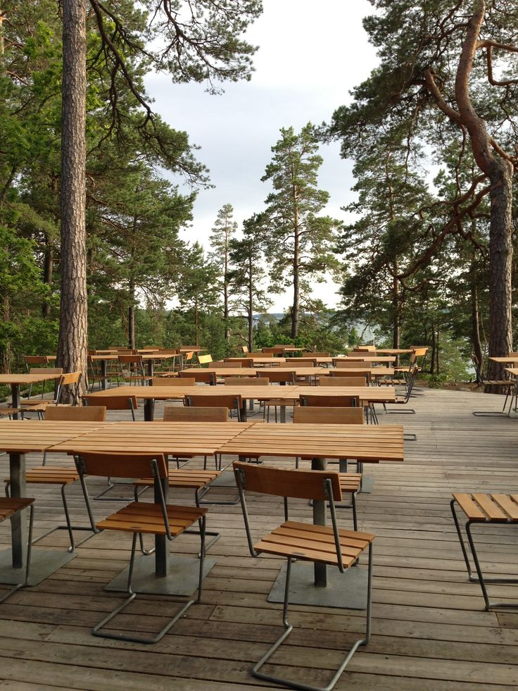 Artipelag, Värmdö | Take the car, bus or the boat. Take the boardwalk for the Swedish Archipelago feel, sip some wine on the terrace and see Art in this most amazing setting.