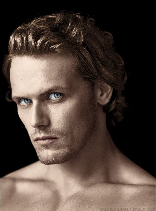 "sam-heughan-daily:  ""Sam Heughan photographed by Neil Gavin 
