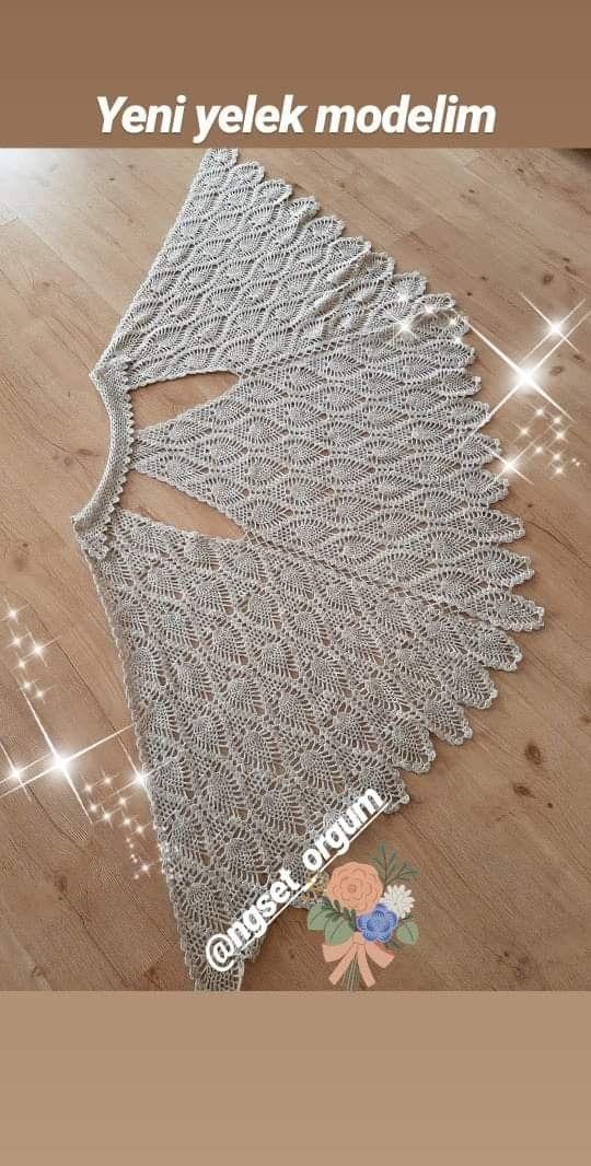 Best 10 Katia Ribeiro Moda & Decoração Handmade: Blusa de verão em crochê co…