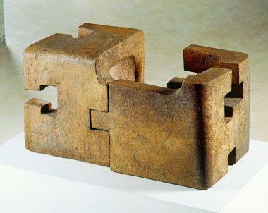 Photo courtesy Museo Chillida-Leku The Poet's House (1980) Eduardo Chillida (1924 - 2002)