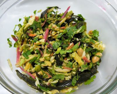 Spicy Cilantro-Peanut Slaw | Inspirational Slaws and Salads | Pintere ...