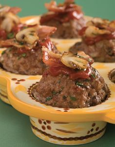 temp-tations® by Tara: Tara's Individual Meat Loaves