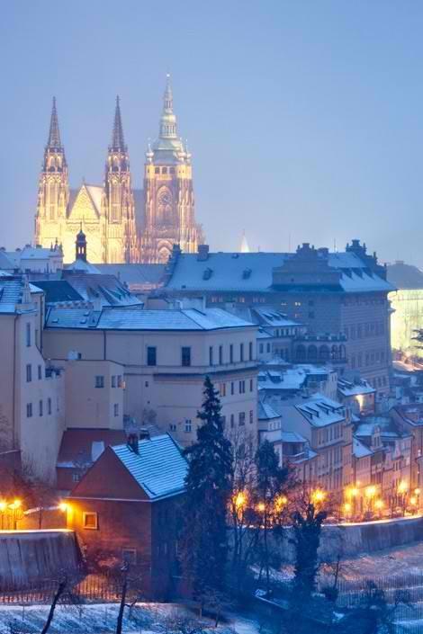 Prague, Czech Republic..