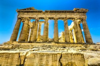 Athens Acropolis Copyright Iwillbehomesoon Athens European Best Destinations #Athens #travel #Europe #Ebdestinations #Greece