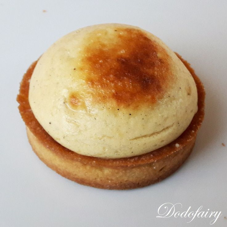 Tartelettes Framboise - Crème Chiboust