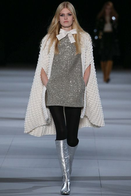 FALL 2014 READY-TO-WEAR - Saint Laurent
