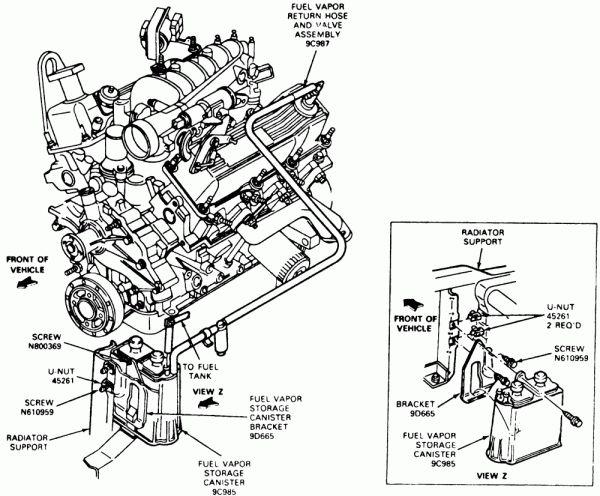 15 1994 Ford Ranger Engine Wiring Diagram Engine Diagram Wiringg Net Ford Ranger Ford Ranger Lifted Mazda Protege