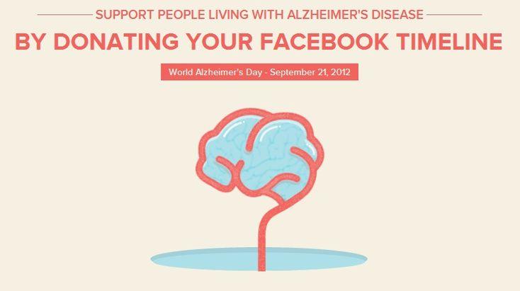 Facebook timeline world alzheimer's day